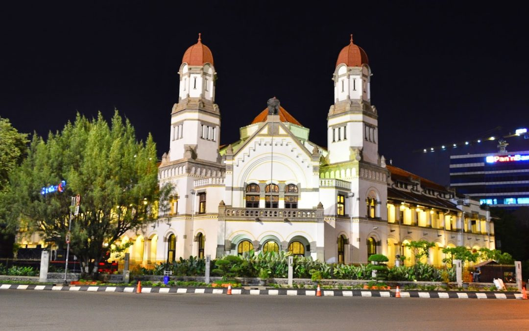 One Day Tour Packages in Yogyakarta and Central Java